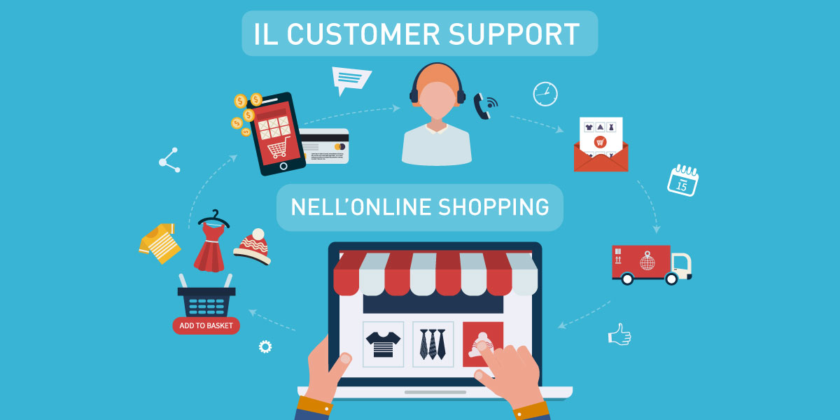 customer service nell'e-commerce