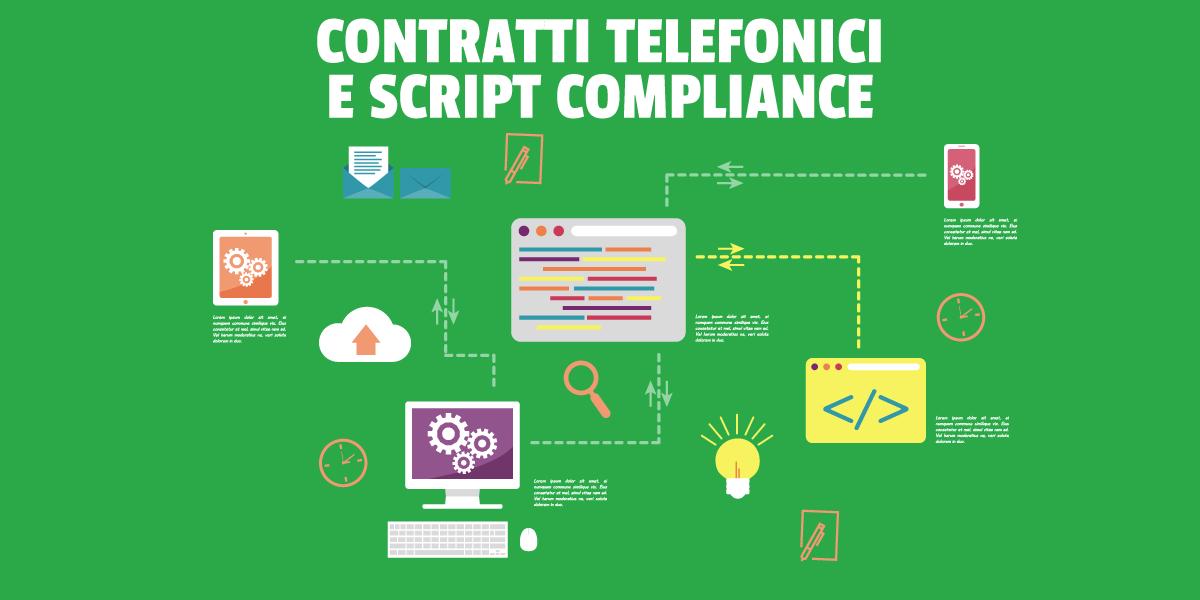 Linetech Italia - Blog - Copertina articolo Script Compliance e Nuove Norme per Vendite Telefoniche