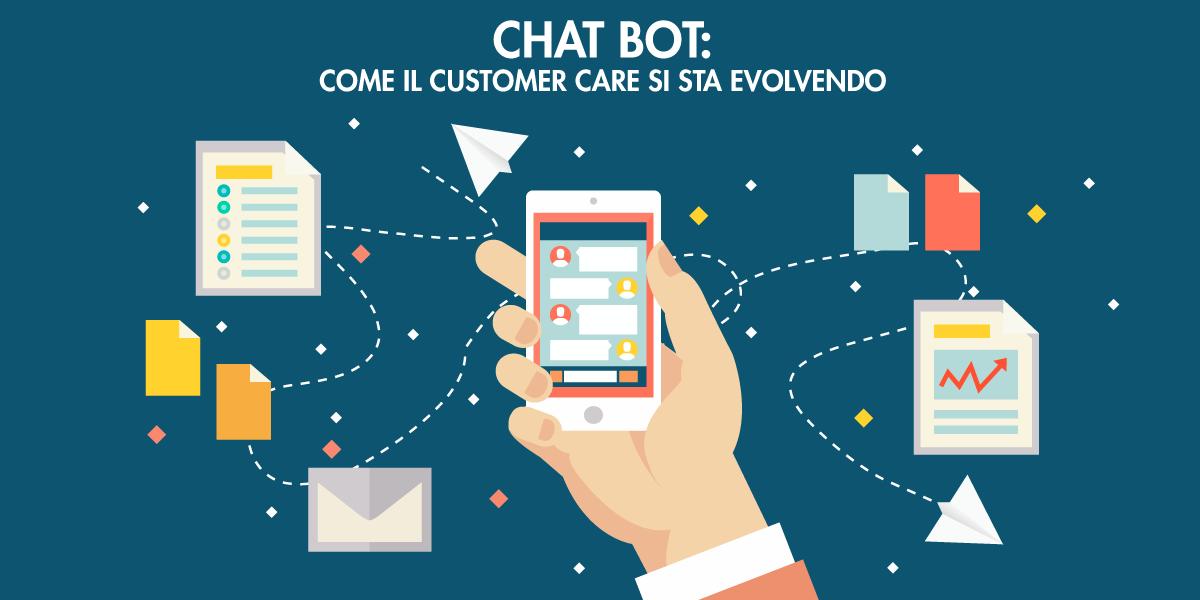 Linetech Italia - Blog - Copertina articolo Bot, Chat Bot ed Assistenti Virtuali