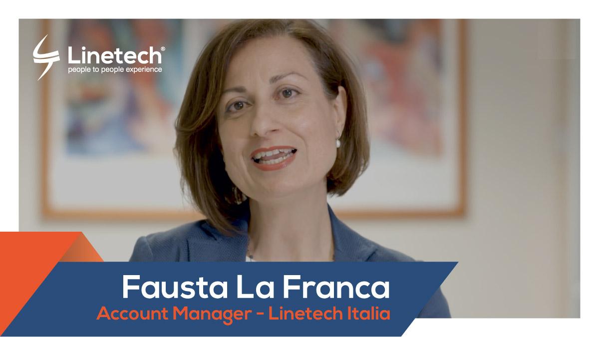 Video articolo - Blog - Ritratto Fausta La Franca