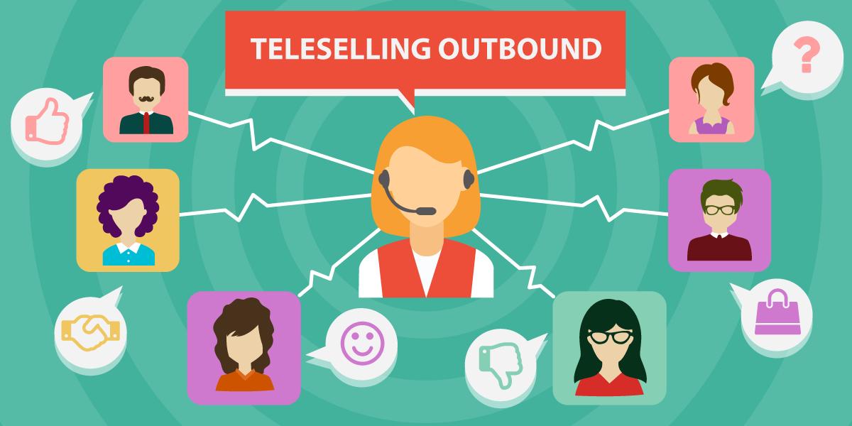 Teleselling outbound: cos'è e come distinguere i fornitori migliori
